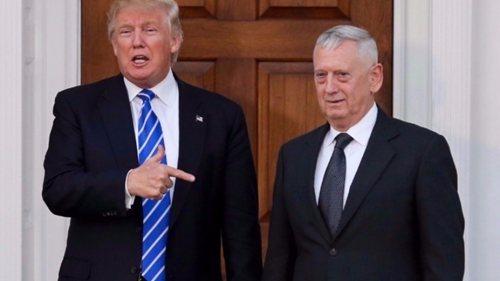 report-trump-picks-mattis-for-defense-secretary