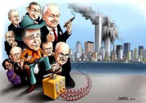 LOOK WHO DID 911 = ORDERED BY ROTHSCHILDS JEWISH MAFIA